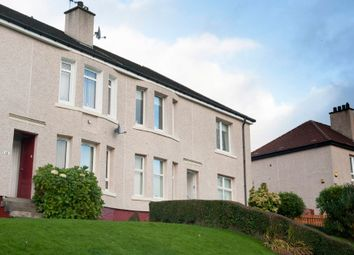 Thumbnail 2 bed flat for sale in Kirkton Avenue, Glasgow