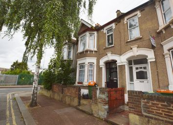 Thumbnail 4 bedroom terraced house for sale in Shoebury Road, East Ham, London
