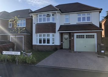 Thumbnail Detached house to rent in Cricketers Grove, Birmingham