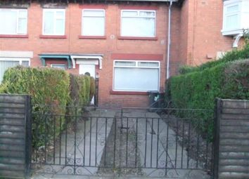 Thumbnail 3 bed terraced house for sale in Mcneill Avenue, Crewe