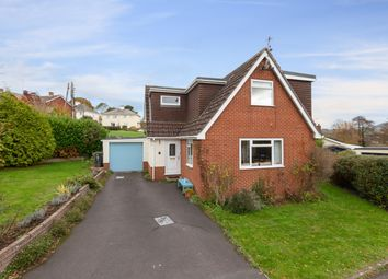 Thumbnail 3 bed detached bungalow for sale in Orchard Close, Newton Poppleford, Sidmouth