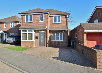 Thumbnail 4 bed detached house for sale in Faesten Way, Bexley