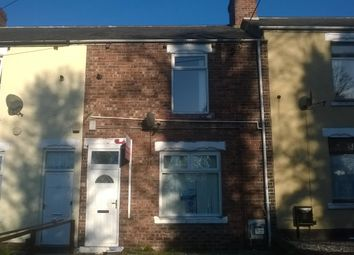 Thumbnail 2 bed terraced house to rent in Poplar Terrace, West Cornforth