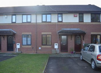 Thumbnail 2 bed terraced house to rent in Muncaster Gardens, East Hunsbury, Northampton