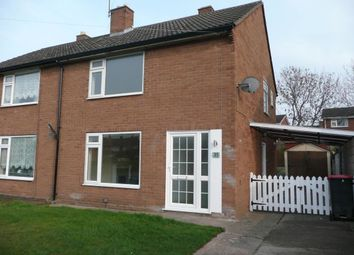 Thumbnail 2 bedroom semi-detached house to rent in Pool Meadow, Hadley, Telford