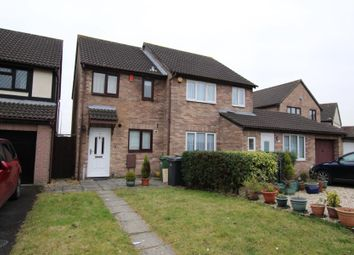 Thumbnail 2 bed semi-detached house to rent in Apseleys Mead, Bradley Stoke, Bristol