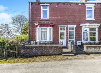 Thumbnail 2 bedroom terraced house for sale in Snowden Terrace, Willington, Crook