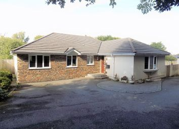 4 bed detached bungalow for sale in Mount Charles Road, St. Austell PL25