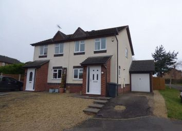 Thumbnail 3 bed semi-detached house for sale in Cotton Close, Abbeymead, Gloucester