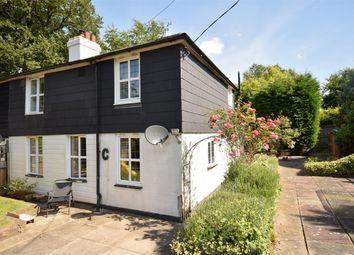 Thumbnail 3 bedroom semi-detached house for sale in 2 Chapel Walk, Goathurst Common, Ide Hill, Sevenoaks, Kent