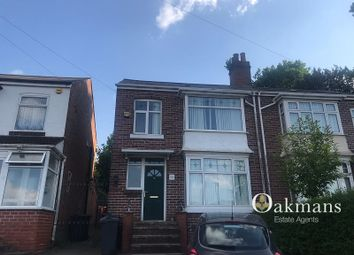 Thumbnail 3 bed terraced house to rent in Lodge Hill Road, Birmingham, West Midlands.