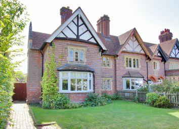 High Street, Leigh, Tonbridge TN11. 3 bed end terrace house for sale