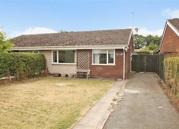 Thumbnail 2 bed semi-detached bungalow for sale in Crogen, Chirk, Wrexham