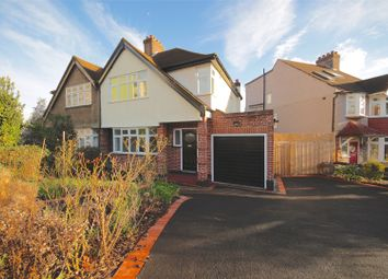 Thumbnail 3 bed semi-detached house for sale in Derby Hill, Forest Hill