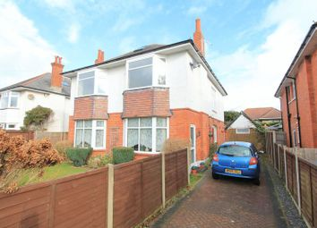 Thumbnail 4 bedroom flat for sale in St. Ledgers Road, Bournemouth