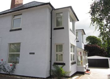 Thumbnail 2 bed flat to rent in Vicarage Road, Sidmouth