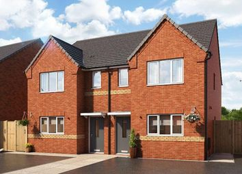Thumbnail 3 bed semi-detached house for sale in Rowan Tree Road, Oldham