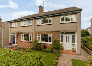 Thumbnail 3 bed semi-detached house for sale in 65 Curriehill Road, Currie