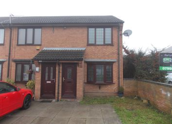 Thumbnail 2 bed end terrace house to rent in Castle Street, Grimsby