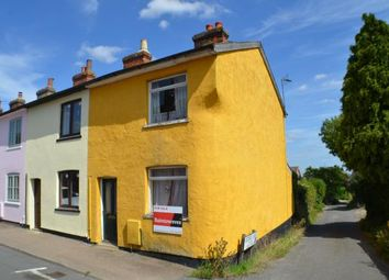 Thumbnail 2 bed end terrace house for sale in Glemsford, Sudbury, Suffolk