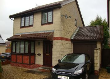 Thumbnail 3 bed detached house for sale in Westmarch Way, Weston-Super-Mare