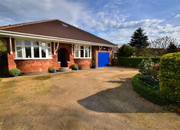 Thumbnail 4 bed detached bungalow for sale in Tollerton Lane, Tollerton, Nottingham
