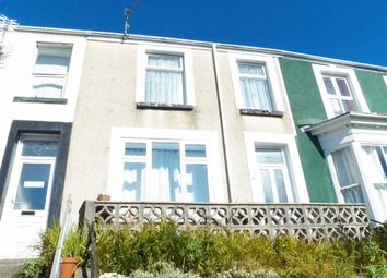 Thumbnail 2 bed terraced house for sale in Picton Terrace, Mount Pleasant, Swansea