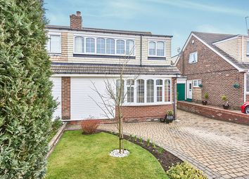 Thumbnail 3 bed semi-detached house for sale in Lindale Avenue, Whickham, Newcastle Upon Tyne