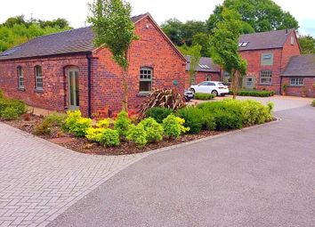 Thumbnail 3 bed barn conversion to rent in Mill Farm Barns, Mill Street, Stone, Staffordshire
