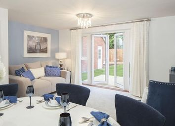 """Thumbnail 3 bed terraced house for sale in """"Barton"""" at Kentidge Way, Waterlooville"""