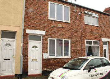 2 bed terraced house for sale in Gibbon Street, Bishop Auckland DL14