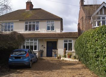 Thumbnail 4 bedroom semi-detached house for sale in Stoke Road, Leighton Buzzard