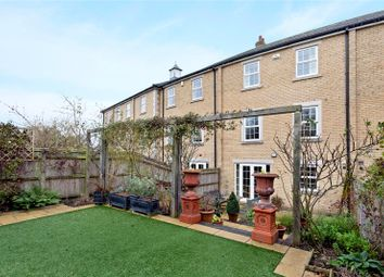 Thumbnail 4 bedroom terraced house for sale in The Crescent, Mandelbrote Drive, Littlemore, Oxford