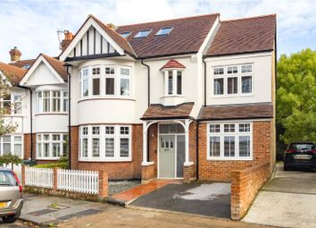 Sheen Lane, London SW14. 5 bed semi-detached house for sale