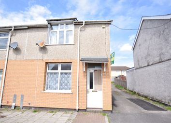 Thumbnail 2 bedroom end terrace house for sale in St Cattwgs Avenue, Gelligaer, Hengoed