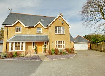 Thumbnail 5 bed detached house for sale in High Wych Road, Sawbridgeworth, Hertfordshire