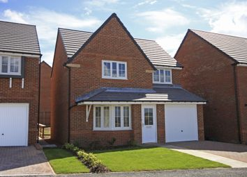 "Thumbnail 3 bed detached house for sale in ""Cheadle"" at Bay Court, Beverley"