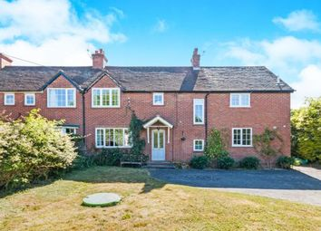 Thumbnail 4 bed semi-detached house for sale in Silchester, Reading, Hampshire