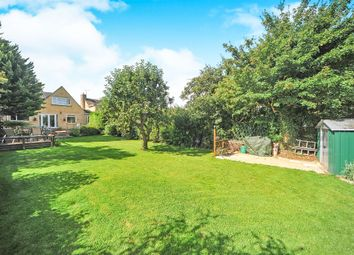 Thumbnail 4 bed detached house for sale in Pentylands Close, Highworth, Swindon