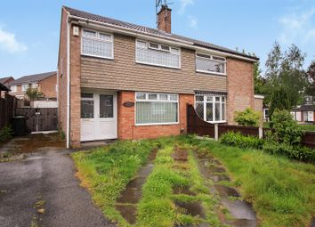 Thumbnail 3 bed property for sale in Lincoln Close, Stapleford, Nottingham