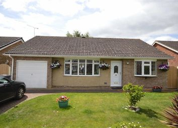 Thumbnail 3 bed bungalow for sale in Mallard Close, Lincoln
