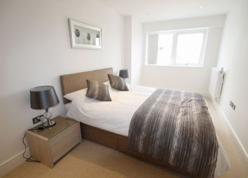 Thumbnail 1 bedroom flat to rent in Jubilee Court, 20 Victoria Parade, New Capital Quay, London