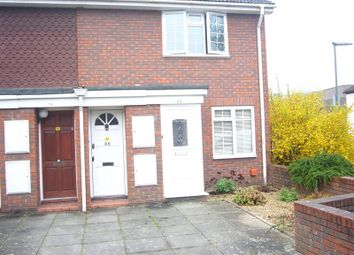 Thumbnail 1 bed flat to rent in Delaporte Close, Epsom