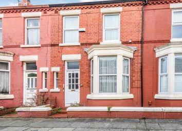 3 bed terraced house for sale in Pagefield Road, Wavertree, Liverpool, Merseyside L15