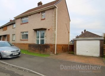 Thumbnail 3 bedroom end terrace house to rent in The Crescent, Bridgend, Bridgend County.