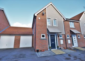 Thumbnail 3 bed end terrace house for sale in Marnel Park, Basingstoke