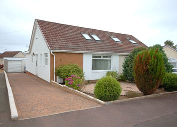 Thumbnail 3 bed bungalow for sale in Cherrytree Crescent, Larkhall