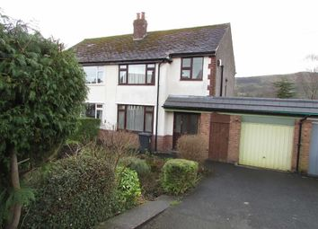 Thumbnail 3 bed semi-detached house to rent in Ash Grove, Chinley, High Peak