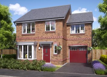 Thumbnail 4 bedroom detached house for sale in Cherwell Avenue, St Helens