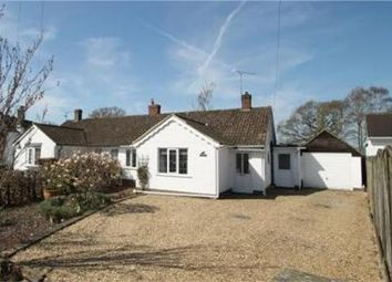 Thumbnail 3 bed semi-detached bungalow for sale in Anderida, Greenlands Road, Kemsing, Sevenoaks, Kent